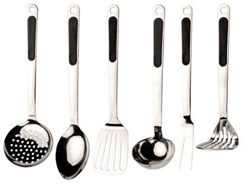 Berghoff ergo set di utensili da cucina 7 pz prodotti for Set utensili da cucina