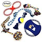 Giocattoli della corda del cane ANICOR colore corda durevole masticare giocattoli cotone corda pulire i denti giocattoli per pic