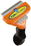 FURminator per Cani Pelo Lungo Medium - 186 gr: Amazon.it: Prodotti per animali domestici