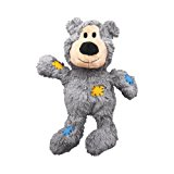 Kong Wild Knots Squeaker Bears per Cani, M-L, Modeli Assortiti: Amazon.it: Prodotti per animali domestici