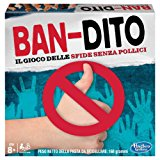 Hasbro Games - Ban-Dito: Amazon.it: Giochi e giocattoli