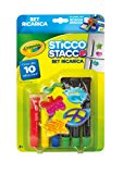 Crayola 74-7093 - Set Ricarica Sticco Stacco: Amazon.it: Giochi e giocattoli