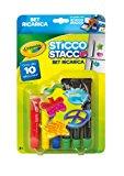 Crayola 74-7093 - Set Ricarica Sticco Stacco: Amazon.it: Giochi e giocattoli