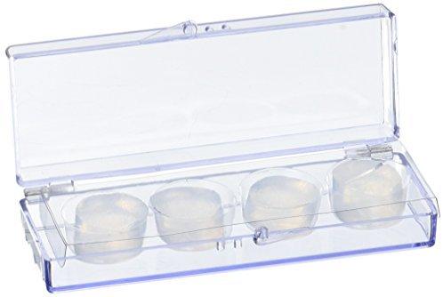 Tappi orecchie silicone set 4 pezzi prodotti plus for Tappi in silicone per orecchie