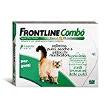 Frontline Combo Gatti - Contro pulci, zecche e pidocchi: Amazon.it: Prodotti per animali domestici