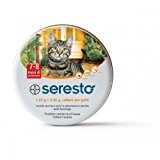Bayer - Seresto Collare Gatti 38 Cm.: Amazon.it: Prodotti per animali domestici