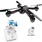 Drone DROCON Cyclone X708W da Addestramento Versione WiFi e FPV, Quadricottero per Principianti e Ragazzi con Videocamera HD, He