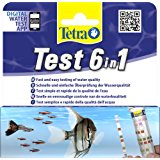Tetra Test Strisce 6 In 1 - 49 gr: Amazon.it: Prodotti per animali domestici