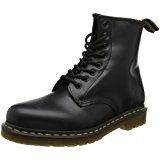 Dr. Martens 1460z 8 Eye Boot Black, Stivaletti Unisex - Adulto: Amazon.it: Scarpe e borse