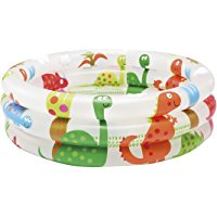 Intex 57106 - Piscina Baby Pool 3 Anelli, 61 x 22 cm: Amazon.it: Giochi e giocattoli
