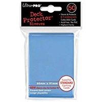 Ultra Pro 0 Deck Protector Sleeves: 50, Light Blue [importato dalla Germania]