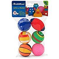 Globo giocattoli globo&nbsp,&ndash,&nbsp,33701&nbsp,vitamina g vinili Gommolosi palline in sacchetto in PVC (pezzi)