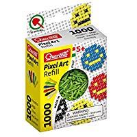 Quercetti 02480 - Gioco Refill Pixel Art, Verde