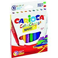 Carioca ColorChange Extra grassetto Multicolore 10pezzo(i) marcatore
