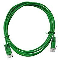 Lien'K c4545uv 1-01-Cavo di rete Ethernet RJ45, 1 m, colore: verde