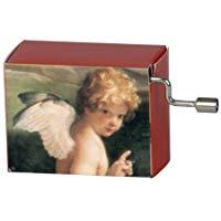 Musical Box Angel With Melody O Maria