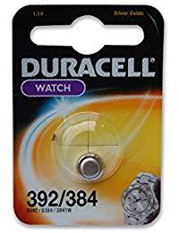 Duracell D392-D384 5000394067929 - Accesori per orologio