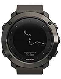 Suunto Traverse Orologio GPS Outdoor, Unisex - Adulto, Grigio (Graphite), Taglia Unica