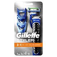 Gillette Fusion ProGlide Styler Rasoio Regolabarba. Regola, Rade e Rifinisce: Amazon.it: Salute e cura della persona