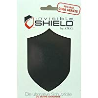 Zagg Invisible Shield 1012874 Apple iPod Shuffle 3rd Gen 1pezzo(i) protezione per schermo
