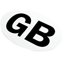 Boyztoys Gone Fahren-Magnetische GB Sticker