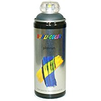 DUPLI-COLOR, Vernice spray, 400 ml, Grigio (grau) - 720345