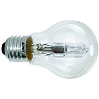 Blinky 3407610 Lampade Alogene Normale, Calda, E27, 28 W, 370LM