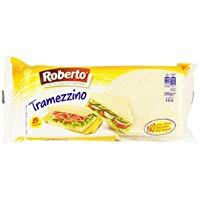Roberto - Pane Tramezzino - 4 confezioni da 250 g [1 kg]