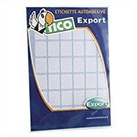 Tico Etich Autoad Export 14x8mm Perman