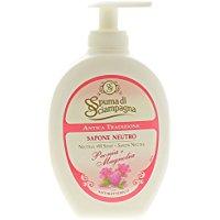 Spuma di Sciampagna - Sapone Liquido Peonia & Magnolia, 250Ml