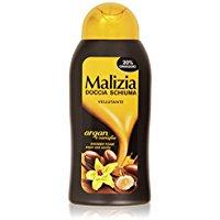 Malizia - Doccia Schiuma, Vellutante Argan e Vaniglia - 300 ml