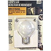 Cerco una idee lt2408 lampada sensore di luce ABS + PS Bianco