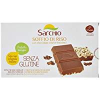 Soffio di Riso con Cioccolato al Latte Finissimo senza Glutine 75 G