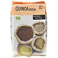 Fior Di Loto Quinoa, Rossa - 400 gr
