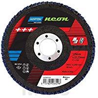 Norton flap Disc - Laminas supporto gratuito in fibra di vetro R82 a-b G40
