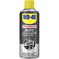 WD-40 SPECIALIST MOTO - Lucidante al Silicone Spray Moto - 400 ml: Amazon.it: Commercio, Industria e Scienza
