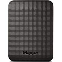Maxtor M3 HDD Esterno da 4TB, 2,5', Nero-Antracite: Amazon.it: Informatica