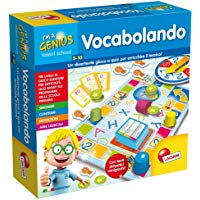 Lisciani Giochi Piccolo Genio TS Vocabolando, 48878: Amazon.it: Giochi e giocattoli