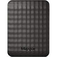 Maxtor STSHX-M101TCBM HDD Esterno , USB 3.0, 1TB, Nero: Amazon.it: Informatica
