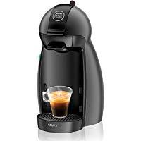 Nescafe&nr.x301, Dolce Gusto Piccolo KP100B Macchina per Caffe Espresso e Altre Bevande Manuale Antracite di Krups [La confezion