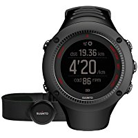 Suunto Ambit3 Run HR, Orologio Unisex - Adulto, Nero, M: Amazon.it: Sport e tempo libero