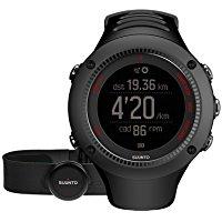 Suunto Ambit3 Run HR, Orologio Unisex - Adulto, Nero, M: Amazon.it: Sport e tempo libero