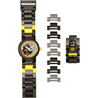 LEGO Batman Movie 8020837 Orologio da polso componibile per bambini con minifigure Batman: LEGO: Amazon.it: Orologi
