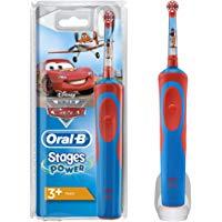 Oral-B Stages Spazzolino Elettrico per Bambini con Personaggi Cars e Planes: Amazon.it: Salute e cura della persona