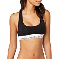 Calvin Klein Modern Cotton-Bralette, Corsetto Donna: Amazon.it: Abbigliamento