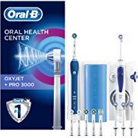 Oral-B Pro 3000 Kit per l'Igiene Orale e Idropulsore Oxyjet: Amazon.it: Salute e cura della persona
