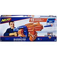 Nerf Elite - Surgefire, E0011EU4: Hasbro: Amazon.it: Giochi e giocattoli