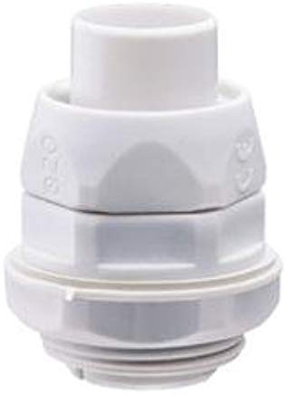Gewiss DX54410 Grigio raccordo per rubinetteria