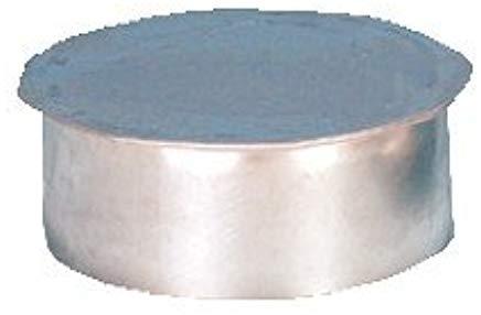 Unimet parete capsula, 1 pezzi, grigio, um391046