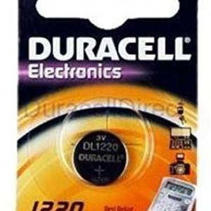 Lampa DC4030312 Batterie Duracell 1220 B1 Litio Botton Specialistica Electronics
